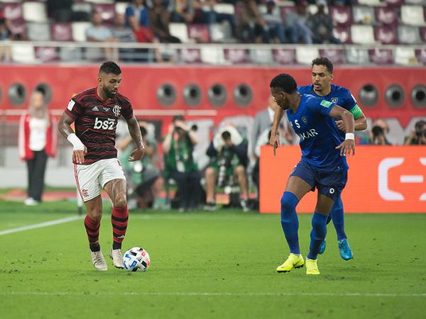 Com a camisa do Flamengo, Gabriel marcou 43 gols em 2019. Foto: Alexandre Vidal / Flamengo