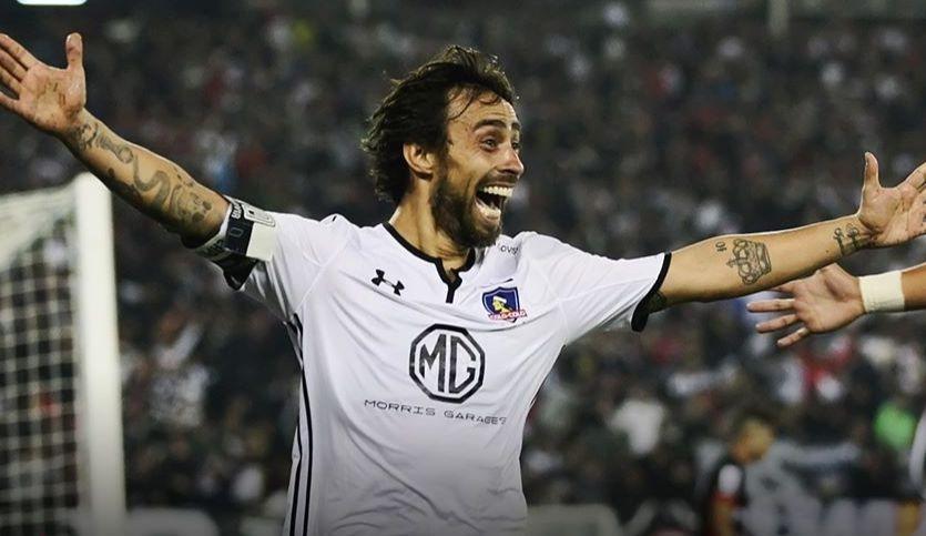 Chileno chegou a ser cogitado no Palmeiras e Botafogo. Foto: Facebook/Reprodução