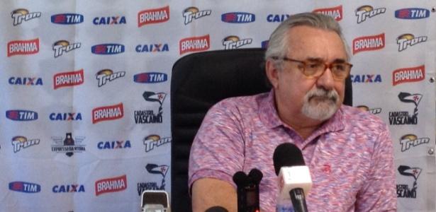Desde o início da temporada, Angioni era pressionado e não tinha uma boa relação com Eurico Brandão, o Euriquinho, filho de Eurico Miranda