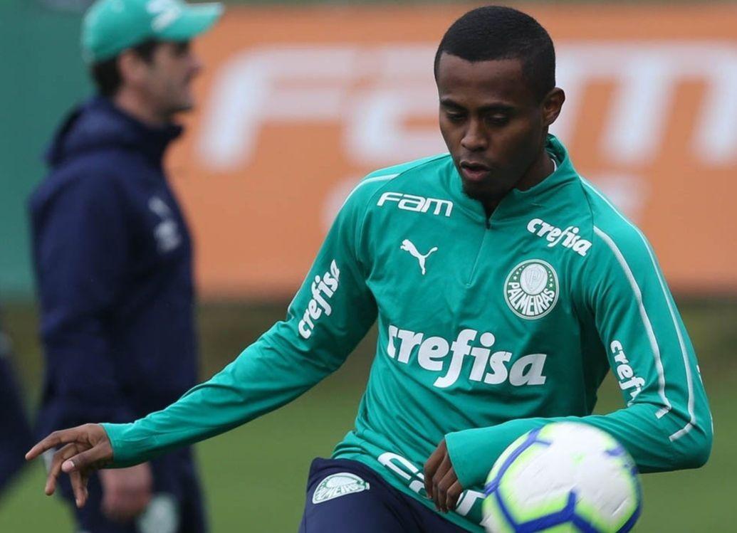Carlos Eduardo fez apenas 19 jogos com a camisa do Verdão. Foto: Cesar Greco/Ag. Palmeiras