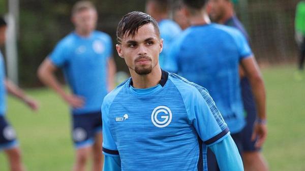 O jogador se destacou na última temporada, ao defender o Goiás. (Foto: Goiás EC)