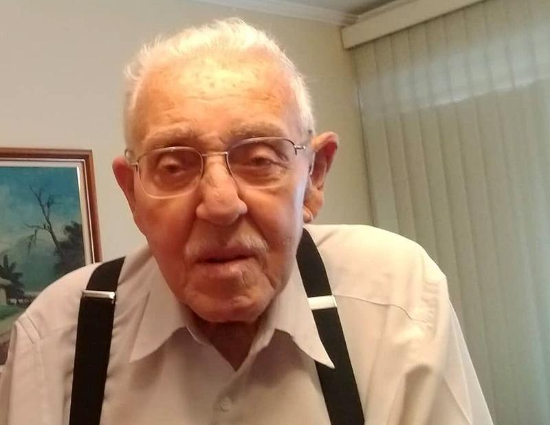 Ex-arqueiro do Timão estava com 89 anos. Foto: arquivo de Carlos Alberto Spina