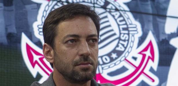 Duílio Monteiro Alves explicou a situação dos reforços no Timão. Foto: Daniel Augusto Jr. / Ag. Corinthians
