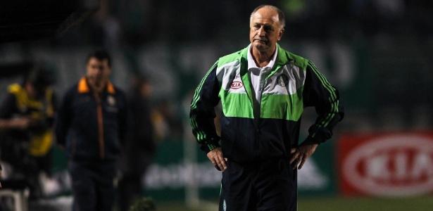 Treinador chega para terceira passagem no Verdão. Foto: Leandro Moraes/UOL