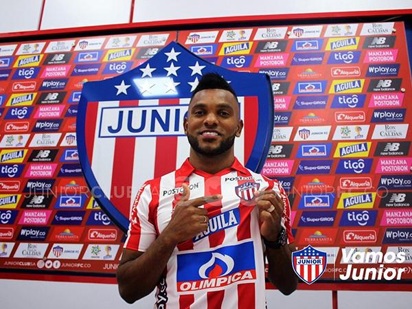 Atacante é emprestado pelo Palmeiras até o fim de 2020. Foto: Twitter/Reprodução