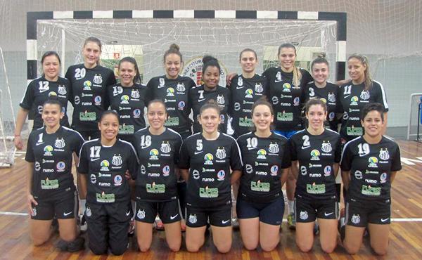 Santos FC é o novo parceiro do time de handebol adulto do Cepe 2004/Fupes
