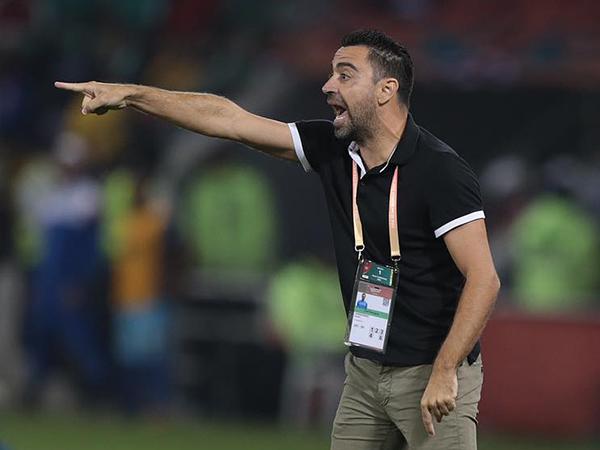 Ex-jogador do clube, Xavi é o favorito para assumir o lugar de Valverde na próxima temporada. Foto: Facebook/Reprodução