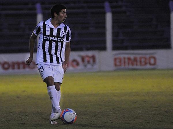 Federico Barrandeguy defendeu o Wanderers na última temporada. (Foto: Divulgação)