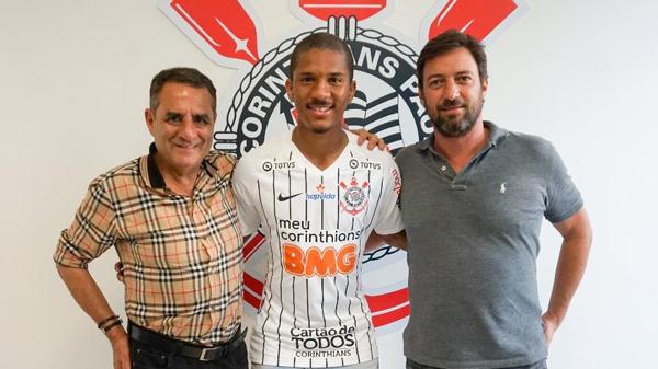 O Corinthians anunciou um novo reforço para 2020. (Foto: Agência Corinthians)