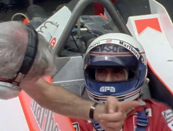 Francês competiu pela McLaren na temporada de 1980. Foto: Reprodução