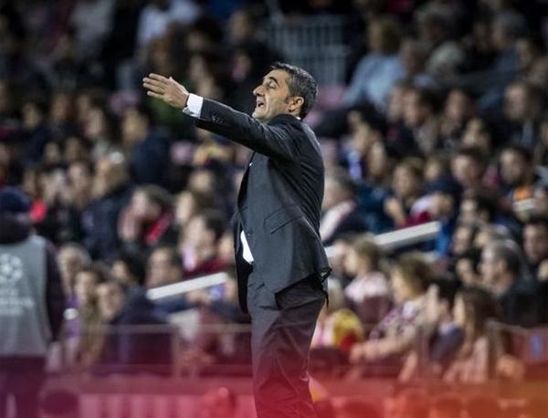 Valverde deixa o clube com aproveitamento de 74%. Foto: Divulgação/Barcelona
