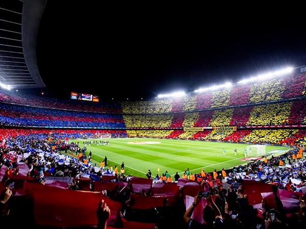 Estudo apontou receita do Barça superior a 840 milhões de euros. Foto: Facebook/Reprodução
