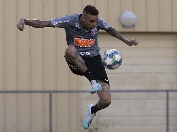 Principal contratação do Timão, Luan deve estrear diante do New York City. Foto: Daniel Augusto Jr./Agência Corinthians
