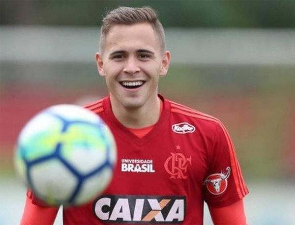 Piris da Motta chegou ao Flamengo em julho de 2018. Foto: Alexandre Vidal/Flamengo