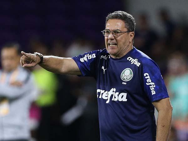 Treinador do Verdão valorizou a atuação da equipe na estrei da Flórida Cup. Foto: Palmeiras/Divulgação