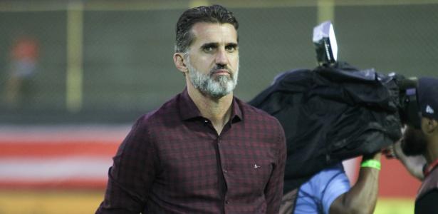 Além da derrota elástica deste domingo, pesou para o treinador outra goleada