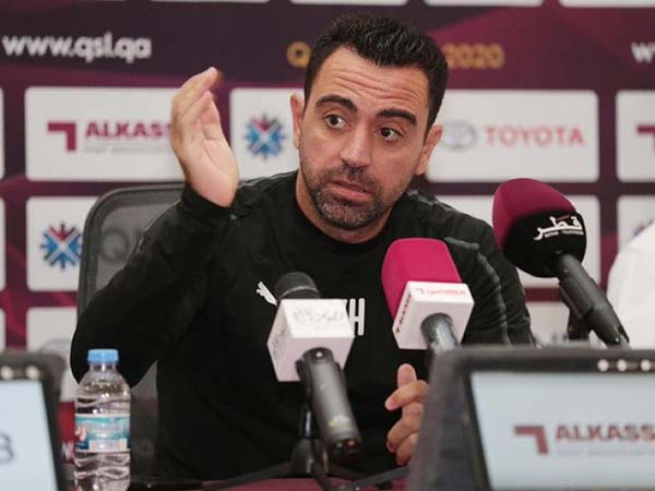 Técnico do Al-Sadd explicou que não se sente preparado para assumir o Barça. Foto: Facebook/Reprodução