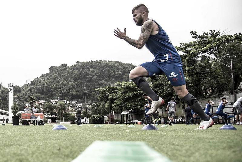 Clube anunciou campo com grama artificial no centro de treinamentos. Foto: Ivan Storti/Santos FC
