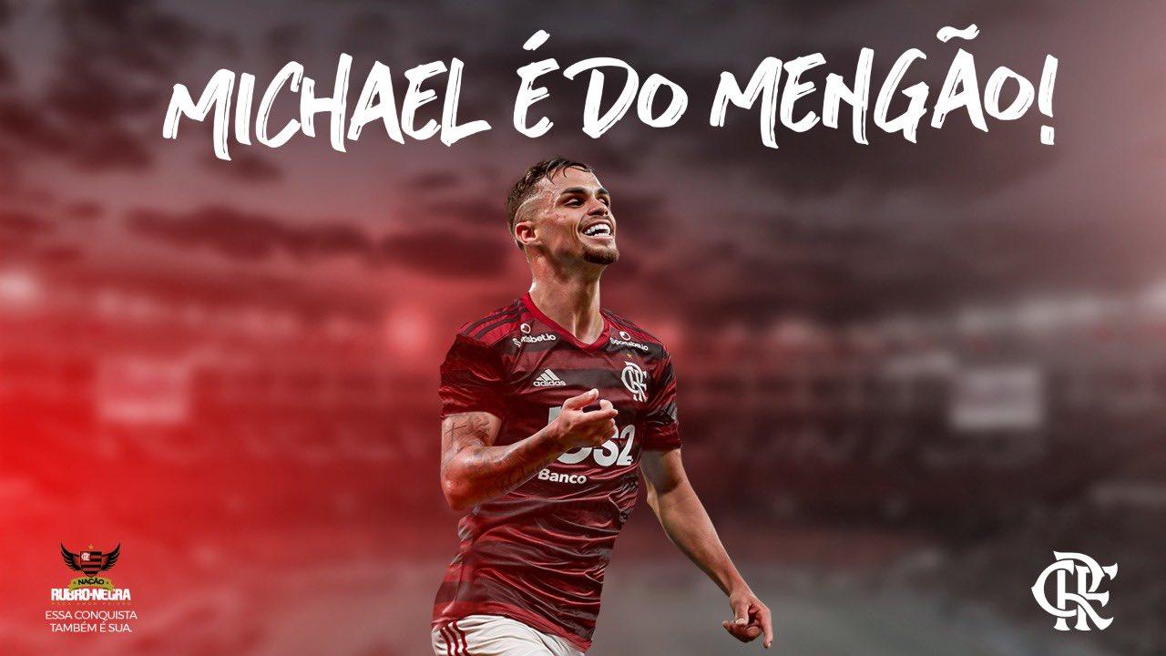 Jogador se destacou no Goiás, onde foi eleito revelação do Brasileirão de 2019. Foto: Divulgação