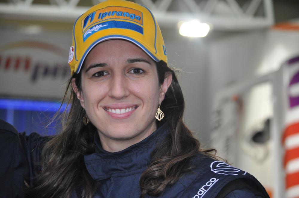 Pilota da Ipiranga Racing para pelo menos até novembro. Foto: Marcos Júnior Micheletti/Portal TT