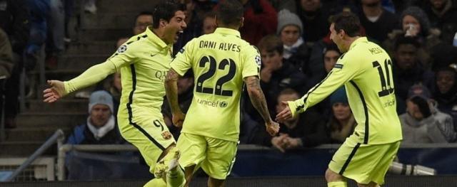 A vantagem só não foi maior porque Lionel Messi, no último minuto, perdeu um pênalti