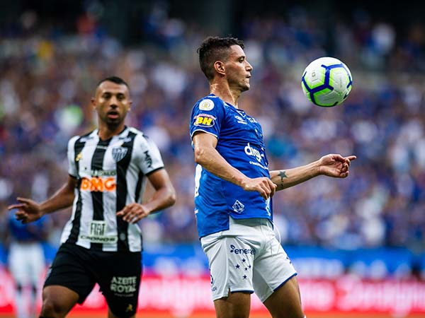 Meio-campista disse que pode acertar com um novo time. Foto: Bruno Haddad/Cruzeiro