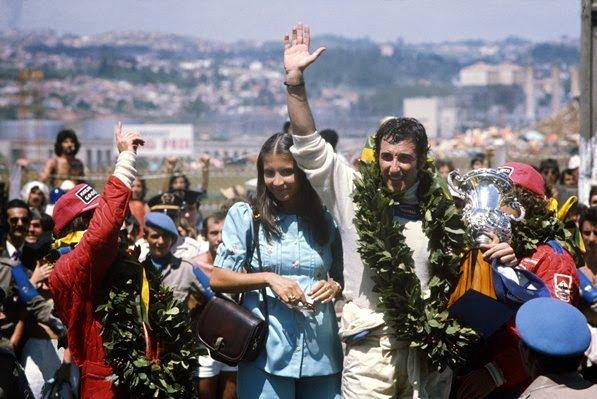 Foi a única vitória de Pace na categoria, exatamente no GP do Brasil. Foto: Reprodução