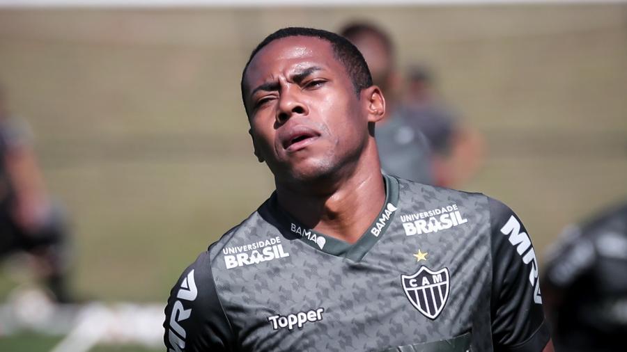 Elias, meio-campista do Atlético-MG, é um dos grandes nomes do time comandado por Levir Culpi