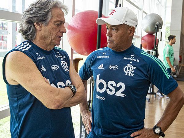 Treinador rubro-negro disse que o clube ainda busca reforços para 2020. Foto: Alexandre Vidal / Flamengo