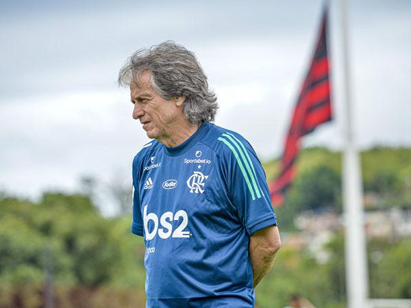 Treinador do Flamengo é o Plano A da direção do clube português. Marcelo Cortes / Flamengo