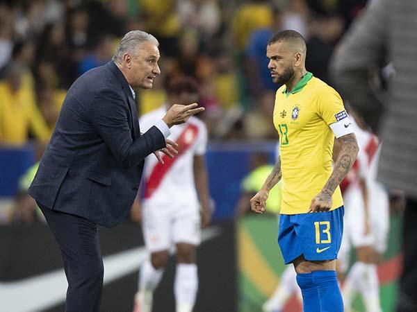 Seleção enfrentará a Argentina na Arena Corinthians. Foto: Lucas Figueiredo/CBF