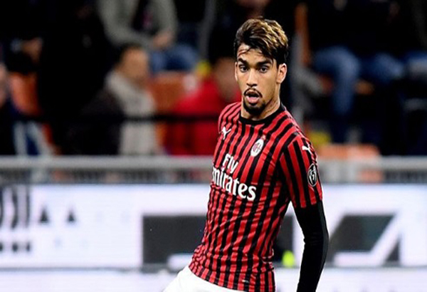 O jogador do Milan resolveu quebrar o silêncio sobre os boatos. Foto: Instagram