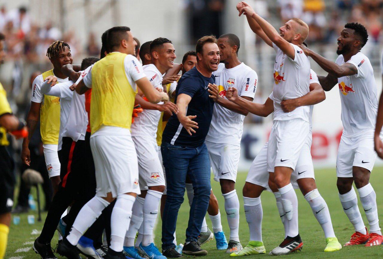 Equipe de Bragança conseguiu sua primeira vitória no Paulistão 2020. Foto: Twitter/Reprodução