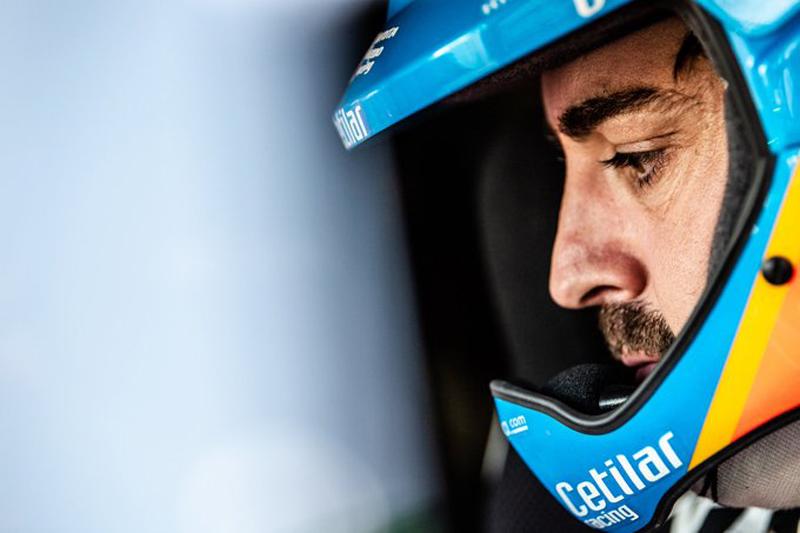 Piloto espanhol ainda sonha em voltar `por cima´ à Fórmula 1. Foto: Twitter/Fernando Alonso