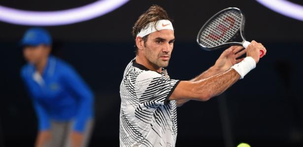 Dois dos maiores atletas da atualidade presentearam o mundo nas quadras de tênis da Austrália