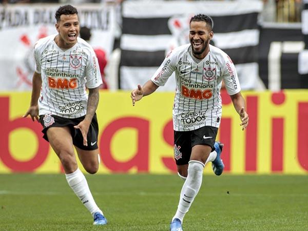 Equipe de Tiago Nunes deve ser a mesma que venceu o Santos pelo Paulista. Foto: Daniel Augusto Jr/Agência Corinthians