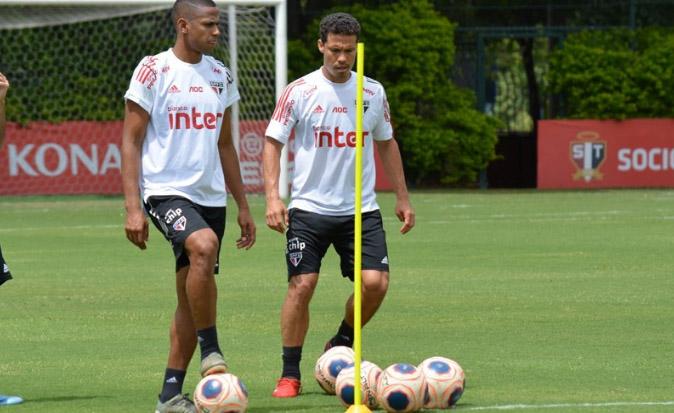 Equipe tricolor busca vitória fora de casa. Foto: Érico Leonan / saopaulofc.net