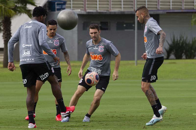 Equipe alvinegra joga pela quinta rodada do Paulistão neste domingo: Foto: Daniel Augusto Jr./Agência Corinthians