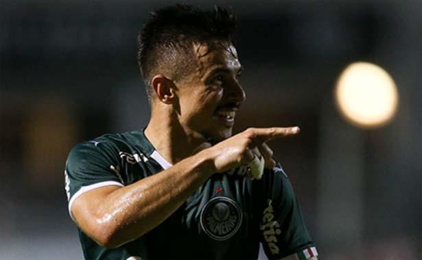 Um único gol foi marcado no Moisés Lucarelli. Foto: Twitter/Palmeiras