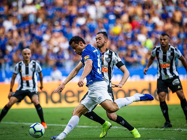 Camisa 9 cobra pagamentos em atraso e pede a rescisão de seu contrato. Foto: Bruno Haddad/Cruzeiro