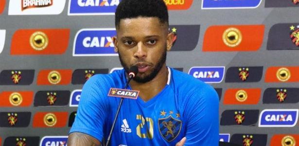 André tem contrato com o Sport até 2022 e desejava jogar no Grêmio, mas não conseguiu. Foto: Williams Aguiar/Sport