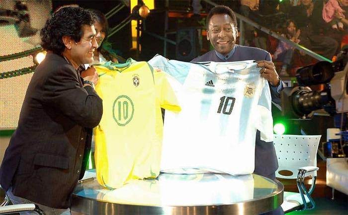 Segundo Edinho, Pelé está bastante fragilizado em relação à mobilidade