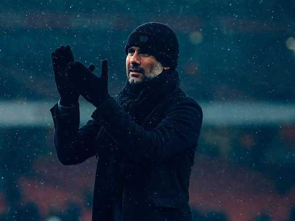 Treinador do City disse não se sentir o melhor de todos. Foto: Facebook/Reprodução