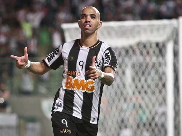 Ídolo do clube, o atacante está perto de voltar ao Galo. Foto: Facebook/Reprodução