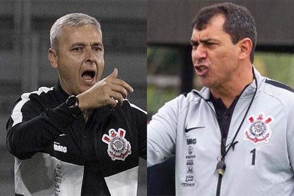 Corinthians tenta se adaptar a Tiago Nunes, mas tem lampejos de Carille. Fotos: Daniel Augusto Jr/Ag Corinthians