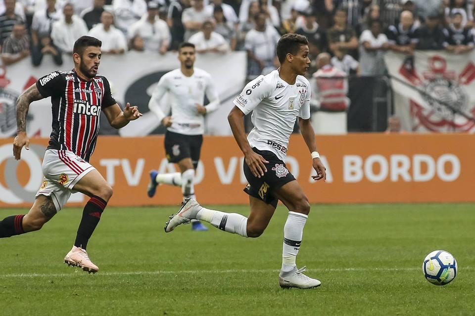 São-paulinos e corintianos precisam de vitória para se recuperar na temporada. Foto: Rodrigo Gazzanel/Agência Corinthians
