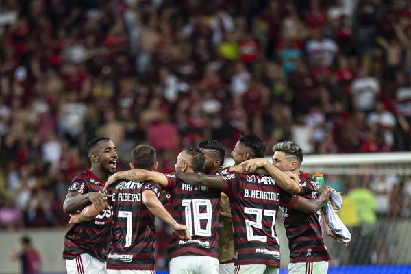As duas equipes irão disputar a Supercopa, novidade em 2020. (Foto: Flamengo)