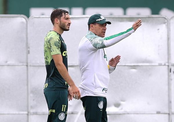 O Verdão enfrenta o Mirassol, nesse domingo, pelo Paulistão. (Foto: Ag Palmeiras)