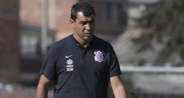 Técnico brasileiro comandará o brasileiro Romarinho na Arábia Saudita. Foto: Daniel Augusto Jr/Ag. Corinthians