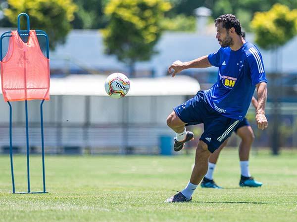 Atacante conseguiu rescindir seu contrato com o Cruzeiro e pode negociar com um novo clube. Foto: Bruno Haddad/Cruzeiro